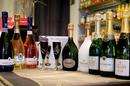 L'Epicerie de François Montpellier est une épicerie fine avec des produits de qualité ici une sélection de vins de Champagne (® networld-fabrice chort)