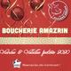 La Boucherie Amazrin à vos côtés pendant les fêtes