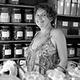Agnès Lacroix a créé O Ptit Stock, une épicerie itinérante de produits en vrac, bio et en circuits courts sur les marchés du coeur d'hérault..(® SAAM fabrice CHORT)