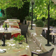 Le Mazerand Lattes Restaurant présente sa nouvelle carte de Printemps avec ses menus et ses plats à la carte, en terrasse face au parc ou dans une salle aux portes de Montpellier.(® SAAM-Fabrice Chort)