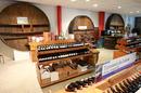 Maison des Vins du Languedoc au Mas de Saporta à Lattes et sa boutique de Vins / caviste (® SAAM fabrice CHORT)