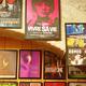 Images de demain Montpellier annonce l'arrivage d'affiches de cinéma dans la carterie du centre-ville.(® SAAM fabrice Chort)