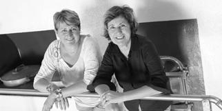 Domaine du Petit Chaumont qui produit des vins de sable bio à Aigues Mortes est géré par deux sœurs Brigitte Surrusca et Nathalie Bruel.(® SAAM-fabrice Chort)