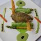 Filets de Saint-Pierre grillés par le restaurant Le Grand Arbre de Montpellier