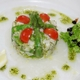 Recette de Tartare de Dorade royale au Basilic du restaurant Le Pescator à Montpellier
