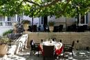 Mazerand Lattes restaurant avec terrasses et jardin près de Montpellier et sa cuisine gastronomique (® SAAM-fabrice Chort)